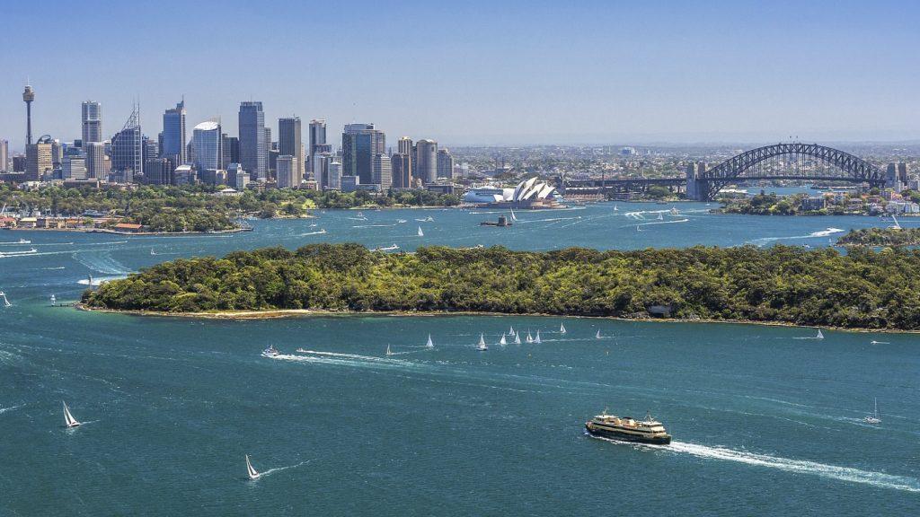 Sydney Harbour Tourism Walks