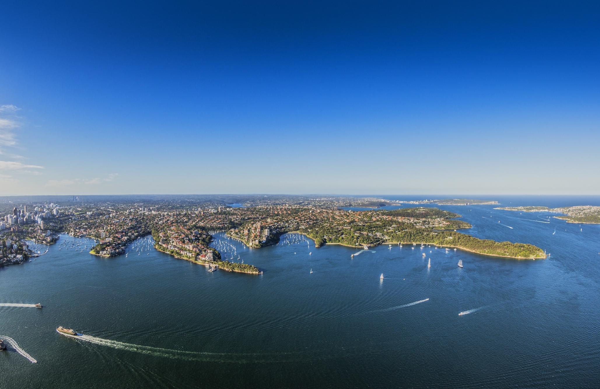 Sydney Harbour EcoWalks Tours